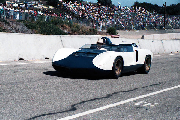 # 1 - 2002, CERV II at Monterey