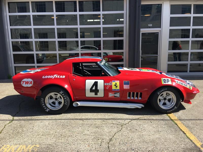 Vintage Racing West - corvetteregistry