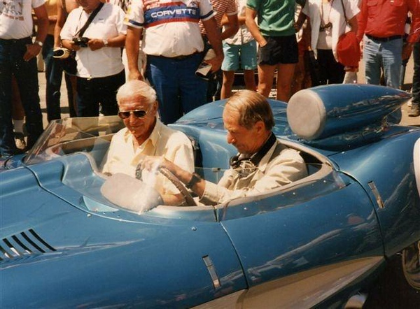 # 1 - 1987 Fitch & Duntov  at Monterey Historics