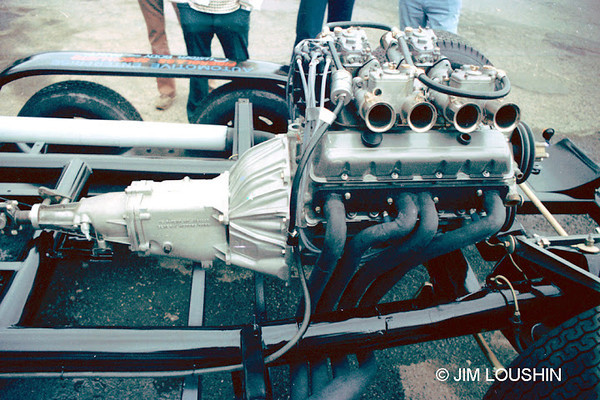 # 2 - 1987, correct  engine for Bob Patterson in GS 003 at Historics