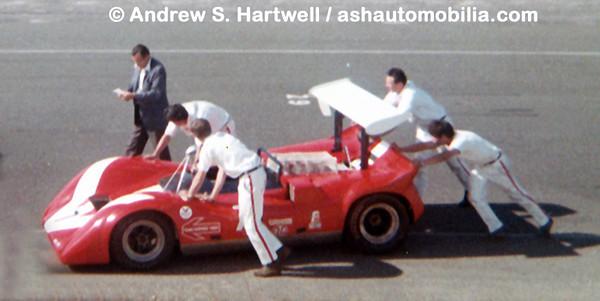 Bridgehampton Racing Memories Scrapbook