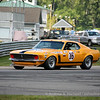 Jim Hague's 1970 Boss 302 Mustang originally driven by George Follmer