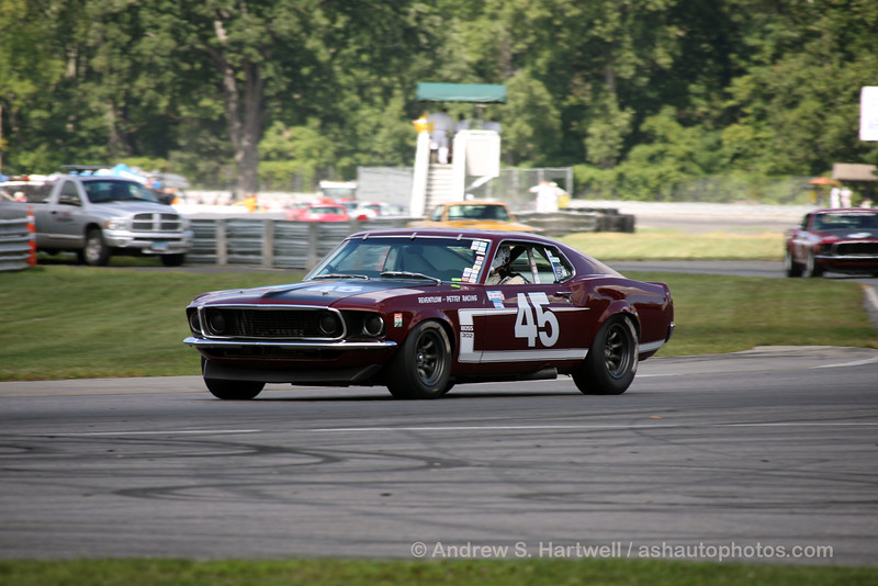 Ken Adam's1969 Mustang Boss 302