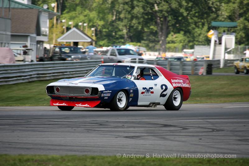 1972 AMC Javelin campaigned by Roy Woods Racing - owner Ken Epsman