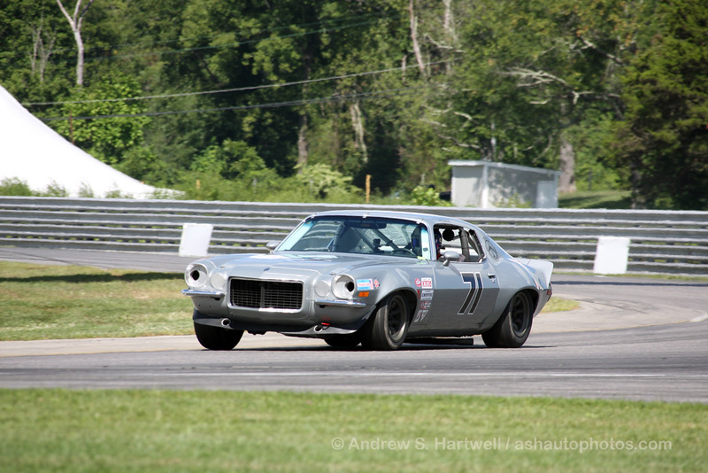 Walt Brown's 1970 Chevrolet Camaro Z/28