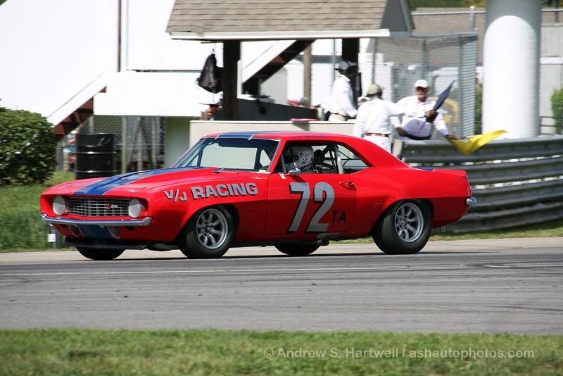 Steve Link's 1969 Camaro