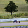One tree, one car, one beautiful day at Lime Rock
