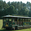 Virginia Intl. Raceway motorized trolley<br /> Transports people all around the VIR complex.