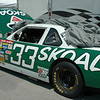 Harry Gant's Skoal Bandit - before tobacco was banned