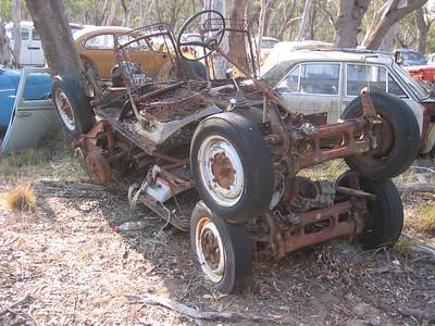 Volkswagen bone yard! - 10 Dec 06