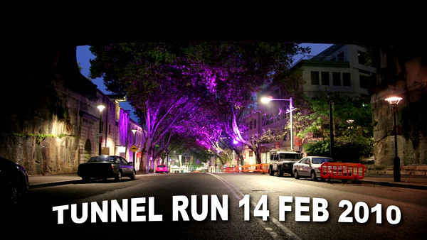 """Tunnel Run soundtrack """"24 Frames"""" by UNKLE"""
