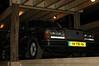 Een van de vele Volvo's