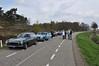 Op een mooi Limburgs weggetje moesten we van Maarten stoppen........bleek niets aan de hand: tijd voor een fotostop!