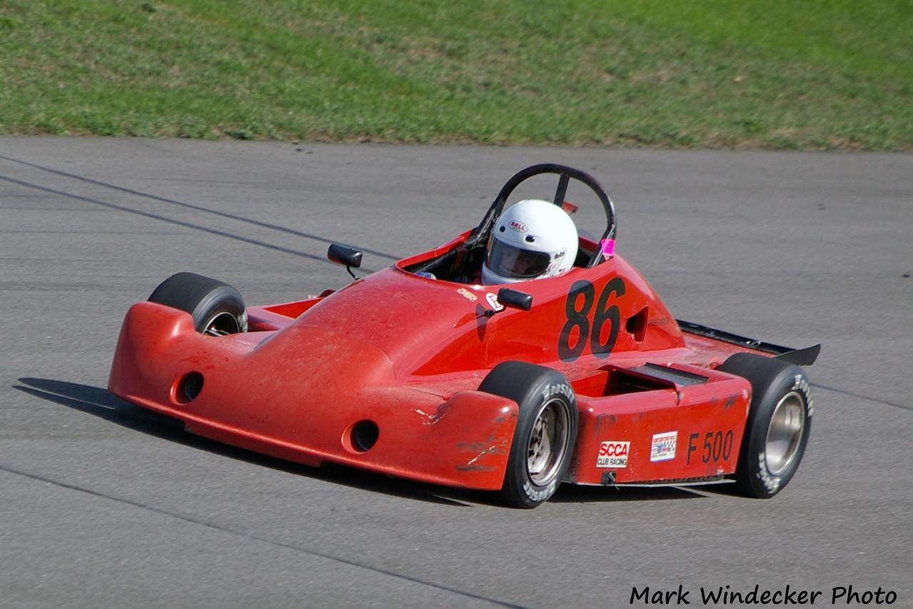 8th F/500 Peter Dodd
