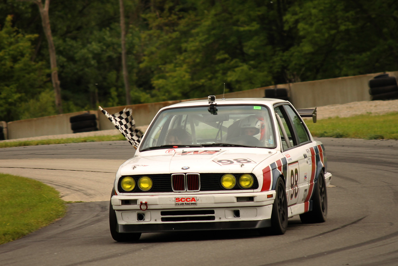 STU-ALEX PAGANI FEATURE RACE