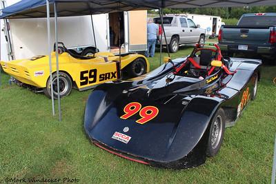 SR #99-Dave Vestrand SR #59-Keith Lowry