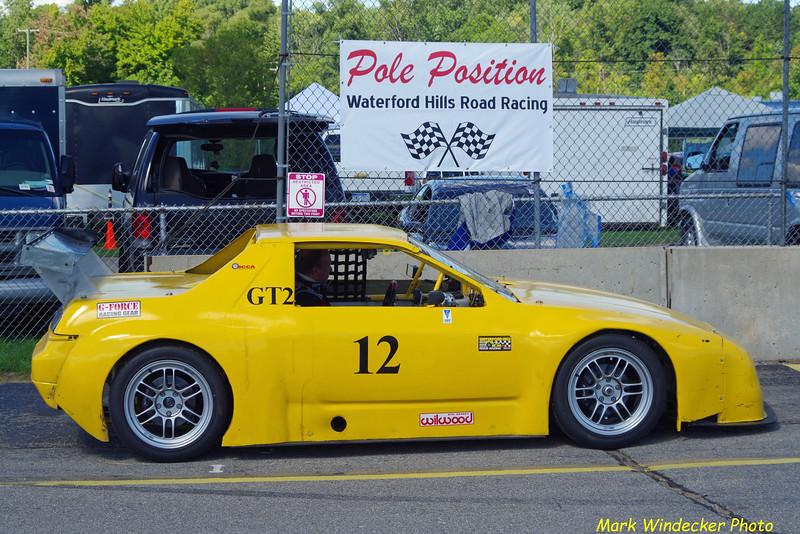 GT2  Gordon Leslie Sunday
