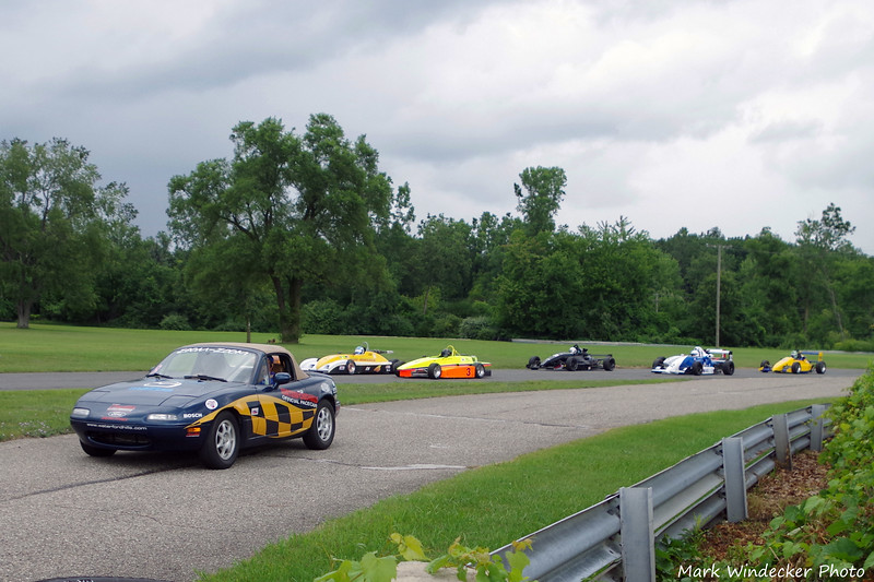 Saturday Class Race