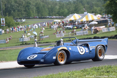 LOLA T-70 CLARENCE CATALLO