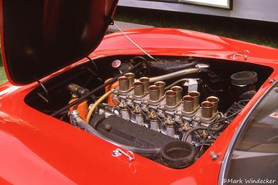 63 FERRARI 250 GTE MARTIN YACOOBAIN