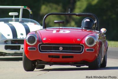 Derek Chima 1966 MG Midget