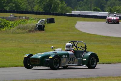 John Greenwood 1961 Lotus Seven