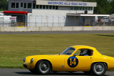 Tim Covert 1960 Lotus Elite