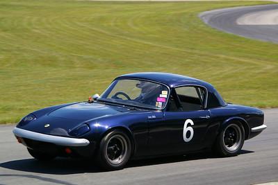 Clark Lance 1964 Lotus Elan