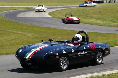 Charles Safley 1972 Alfa Spider
