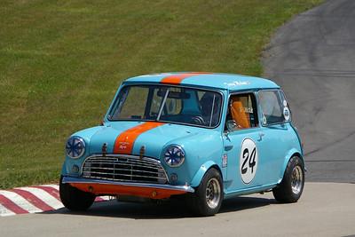 Terry Milnes 1966 Austin Mini Cooper S