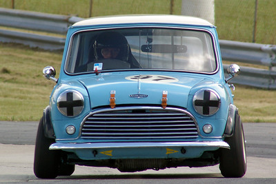 Richard Paterson 1966 Austin Mini Cooper S