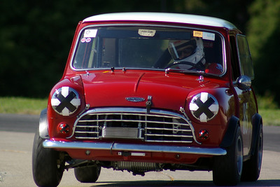 Scott Atkinson 1965 Austin Mini Cooper