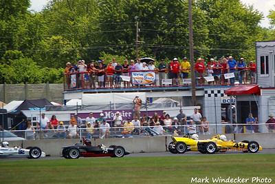 2012 Waterford Hills Michigan Classics Vintage Races