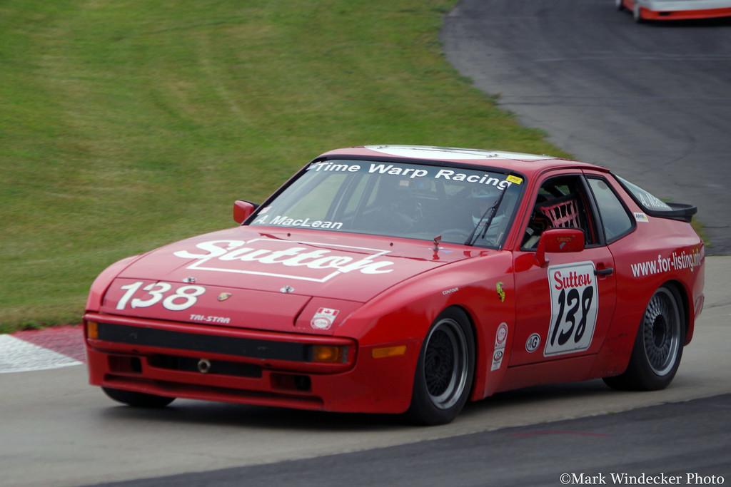 Alister MacLean 1983 Porsche 944