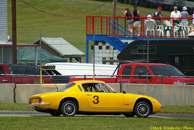 Fred Sampson   1969 Lotus Elan Plus 2