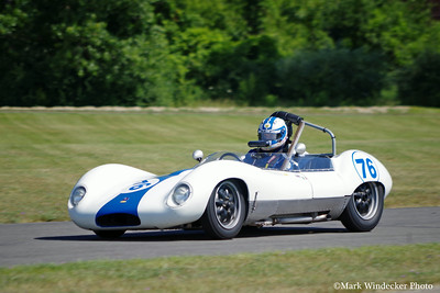 Tom Grudovich   1960 Lola Mk1 Sports Race