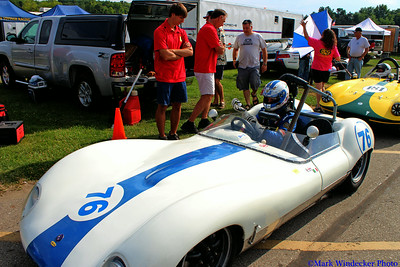 1960 Lola Mk1 Sports Race