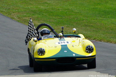 1c Tucker Madawick  1959 Elva Courier