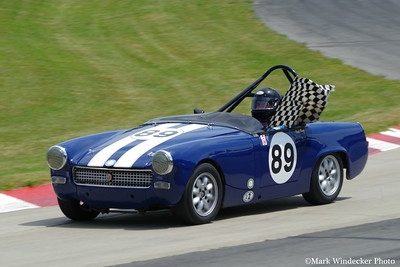 1b Nick Pratt   1965 MG Midget
