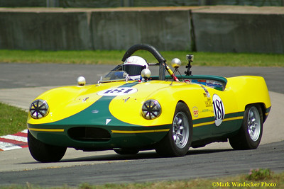 Tucker Madawick 1959 Elva Courier