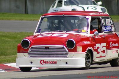 Daniel Hill 1966 Austin Mini Cooper S