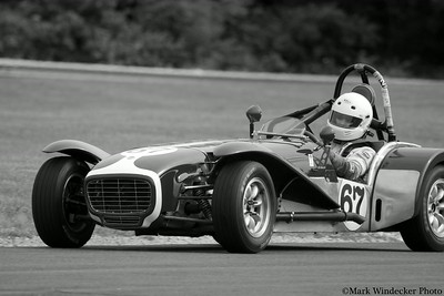 Manley Ford 1963 Lotus Super Seven