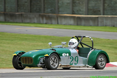 John Greenwood 1960 Lotus Seven