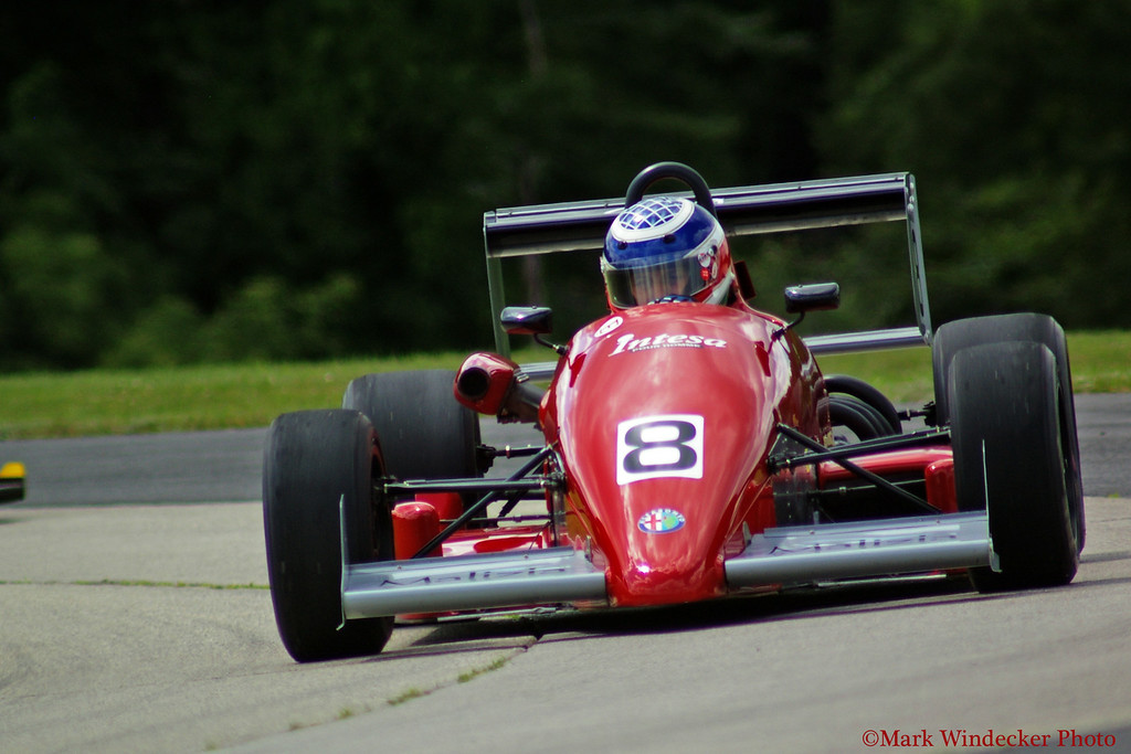 Seb Coppola  1983 Alfa Romeo Formula 3