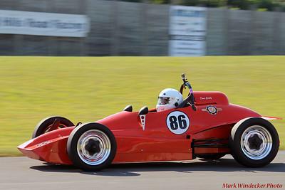 Dave Crosby  1970 Kellison Mk-1