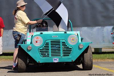 Rob Woelfle 1967 Austin Mini Moke