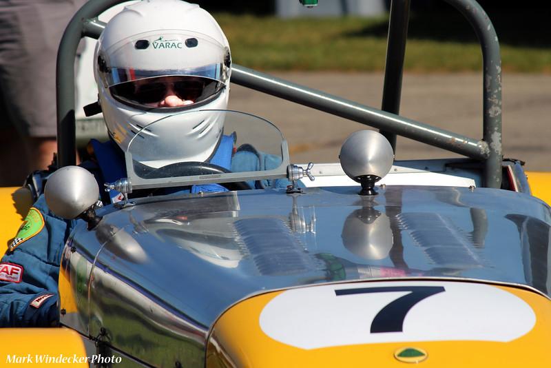 Jeremy Sale 1962 Lotus Super Seven