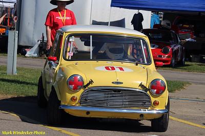 Tom Burge 1967 Austin Mini Cooper S