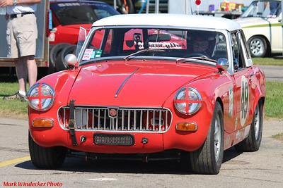John Deikis 1968 MG Midget