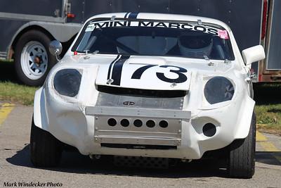 Doug Elcomb 1969 Marcos Mini Marcos GT